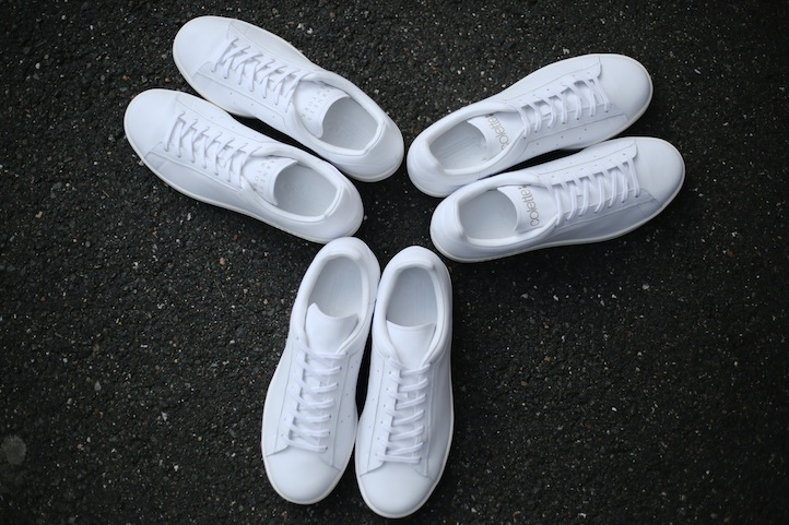 , Colette, Dover Street Market, and Barneys NY Celebrate The adidas Stan Smith, Life+Times