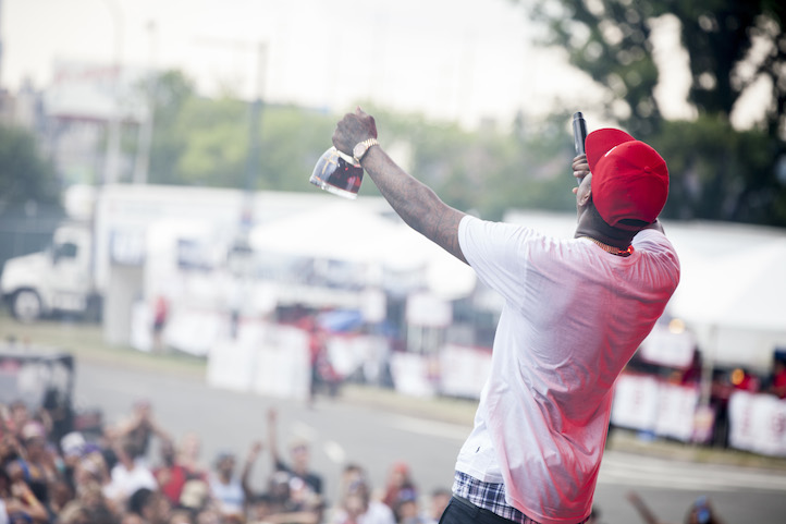 , Life+Times at the 2014 Budweiser Made In America Festival in Philadelphia, Life+Times