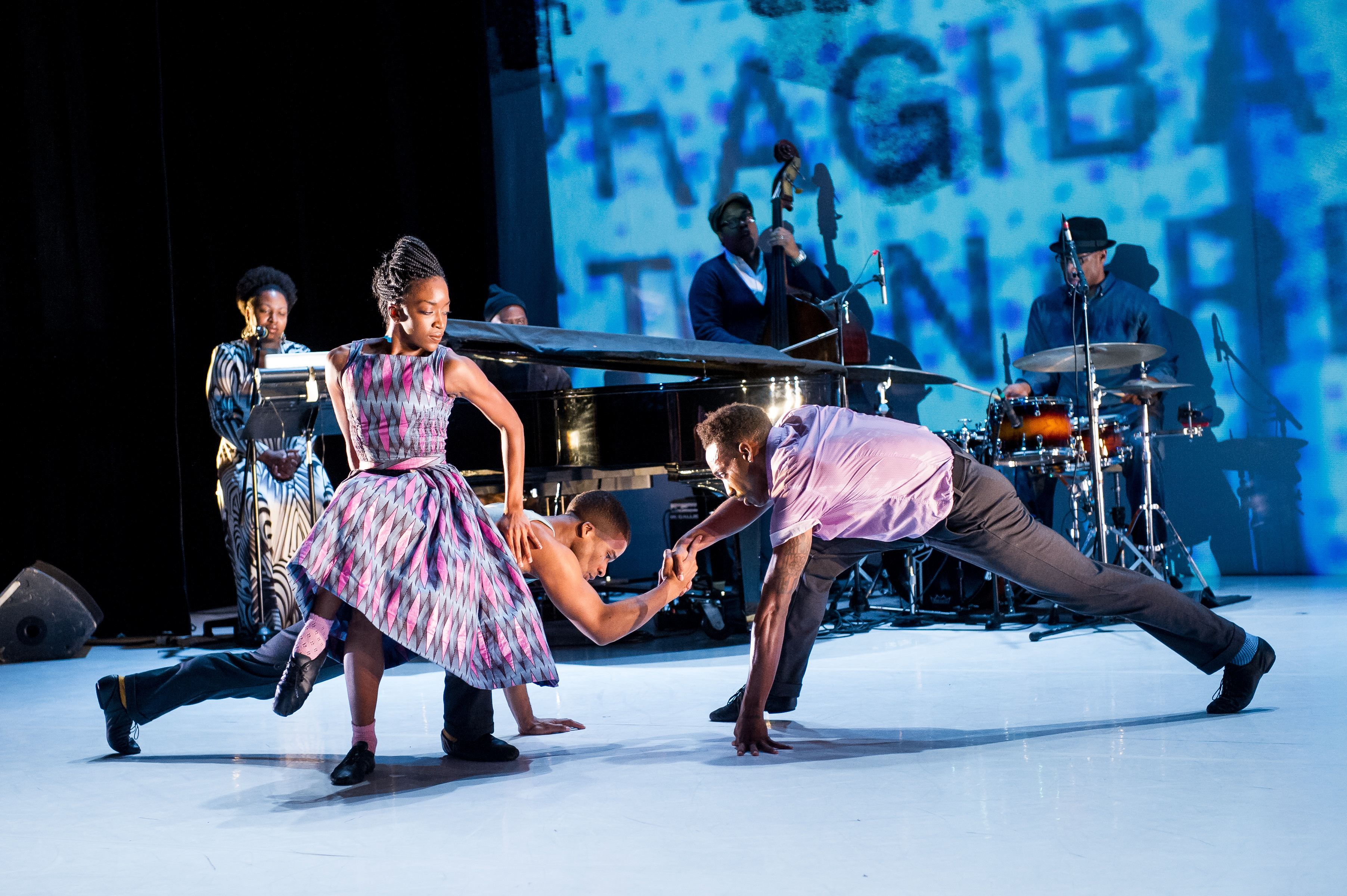 """, Choreographer Kyle Abraham Discusses """"The Watershed"""" and """"When The Wolves Came In"""", Life+Times"""