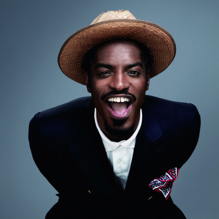 Andre 3000 a day in the life