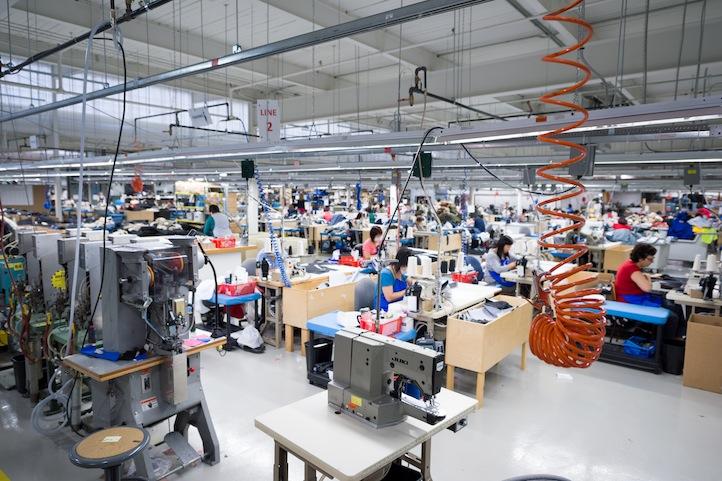 canada goose new factory toronto