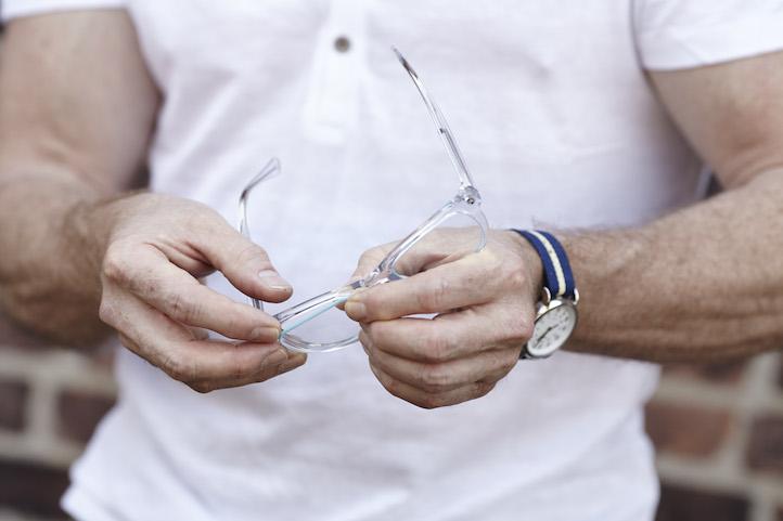, Konrad Billetz of Frameri Talks Interchangeable Glasses, Life+Times