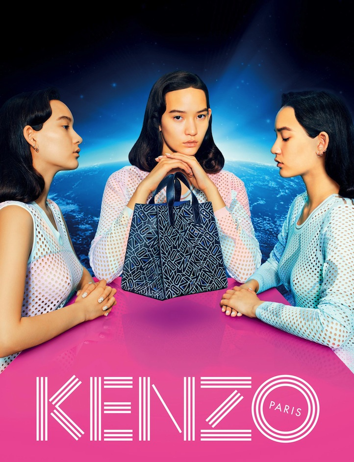 , KENZO Launches Its Spring/Summer '15 Campaign, Life+Times