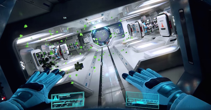 ", Video Game ""Adr1ft"" Rethinks The First Person Gameplay, Life+Times"